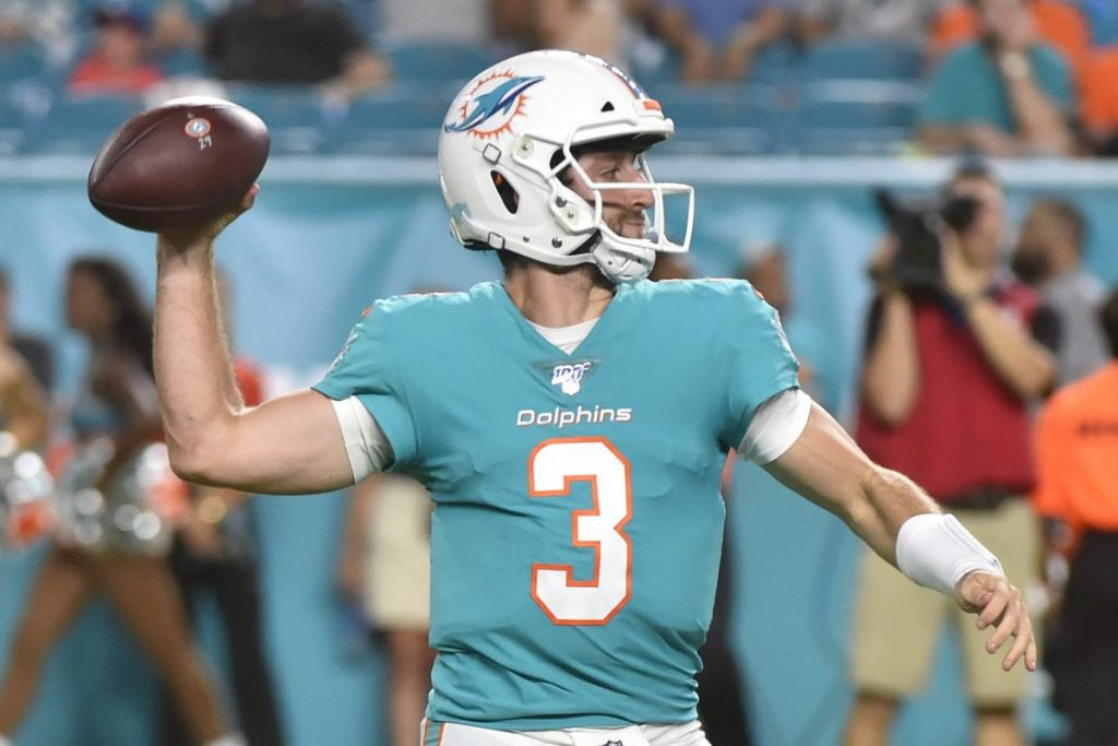 Did the Dolphins whiff in trade for Josh Rosen?