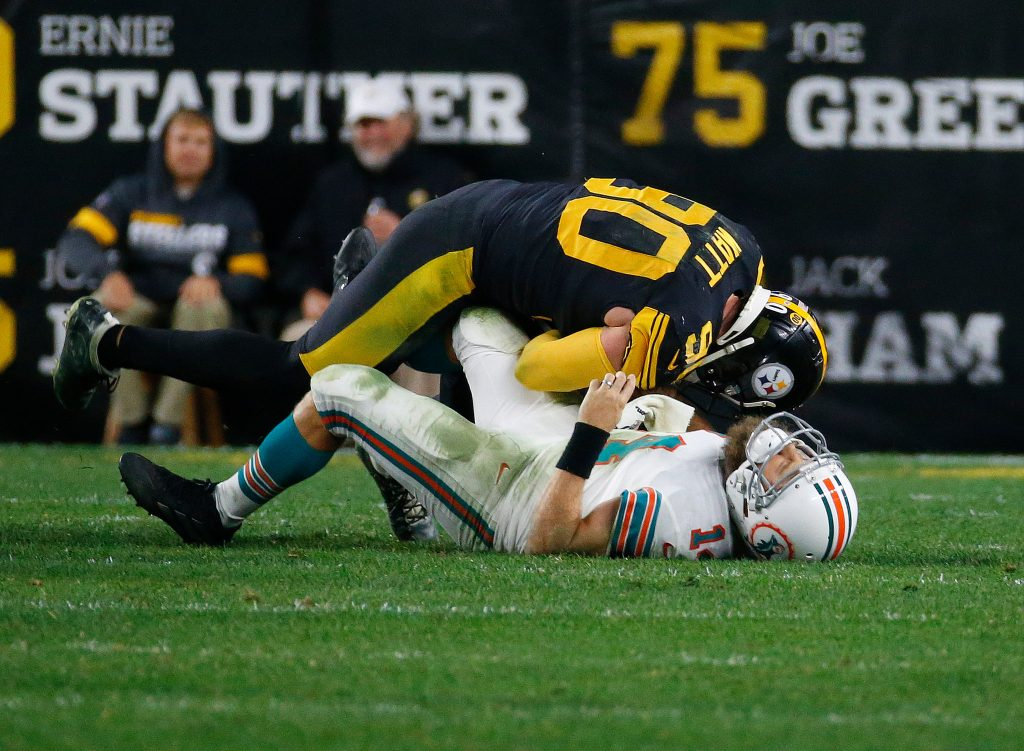 Dolphins Struggles epitomised by QB situation © Justin K. Aller/Getty Images