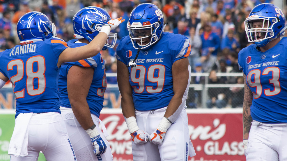 Fast and athletic Curtis Weaver could fill a huge need for the Dolphins © Axel Quartarone