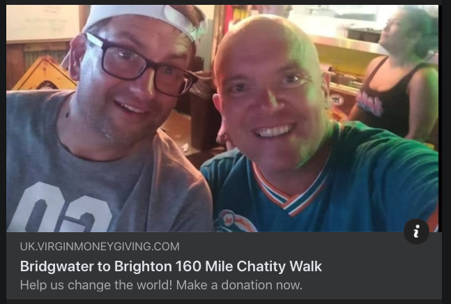 Fins Nation UK makes the world a better place