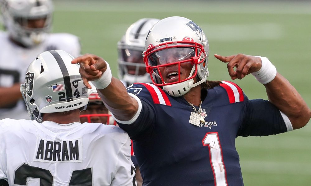 AFC East Watch: Cam adds dynamism to the Patriots offense but they're not all on the same page yet