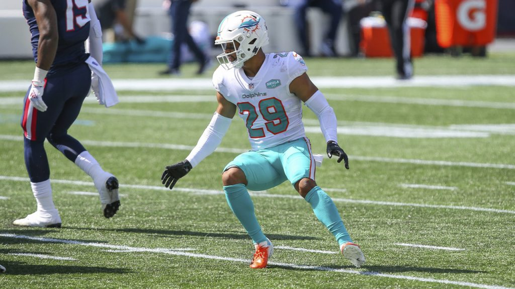 If Wilkins and Van Noy miss time Brandon Jones may get more time in the box (AP Photo/Stew Milne)