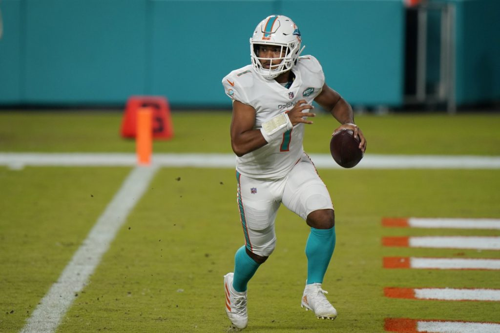 Dolphins QB battle is closed