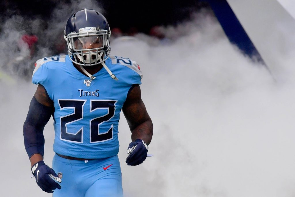AFC race: Titans will look to ride Derrick Henry again