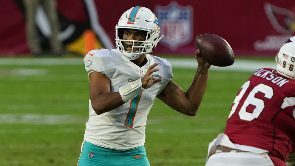 AFC Race: Tua is starting to shine in the spotlight
